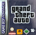 Grand Theft Auto Advance Game Boy Advance Front Cover