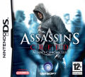 Assassin's Creed: Altaïr's Chronicles Nintendo DS Front Cover Promotional