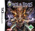 Orcs & Elves Nintendo DS Front Cover
