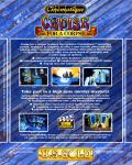 Cruise for a Corpse DOS Back Cover