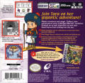 Dragon Warrior Monsters 2: Tara's Adventure  Game Boy Color Back Cover