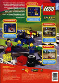 LEGO Racers Windows Back Cover