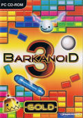 Barkanoid 3 Gold Windows Front Cover