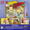 MTV's Beavis and Butt-Head: Bunghole in One Windows Other jewel case inside