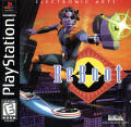 ReBoot PlayStation Front Cover