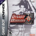 Dynasty Warriors Advance Game Boy Advance Front Cover