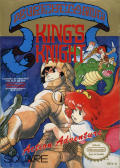 King's Knight NES Front Cover
