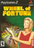 Wheel of Fortune PlayStation 2 Front Cover