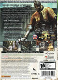 The Elder Scrolls IV: Shivering Isles Xbox 360 Back Cover