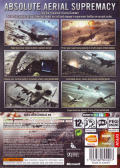 Ace Combat 6: Fires of Liberation Xbox 360 Back Cover