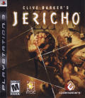 Clive Barker's Jericho PlayStation 3 Front Cover