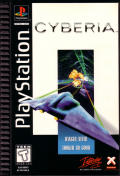 Cyberia PlayStation Front Cover