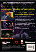 Cyberia PlayStation Back Cover