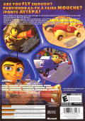 Bee Movie Game Xbox 360 Back Cover