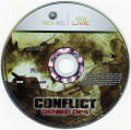 Conflict: Denied Ops Xbox 360 Media