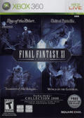 Final Fantasy XI Online: Vana'Diel Collection 2008 Xbox 360 Front Cover