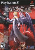 Baroque PlayStation 2 Front Cover