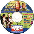 Lords of the Realm DOS Media
