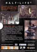 Half-Life 2 Windows Back Cover