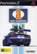 auto modellista PlayStation 2 Front Cover