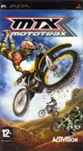 MTX Mototrax PSP Front Cover