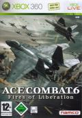 Ace Combat 6: Fires of Liberation Xbox 360 Front Cover