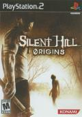 Silent Hill: 0rigins PlayStation 2 Front Cover