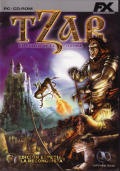 Tzar: The Burden of the Crown Windows Front Cover