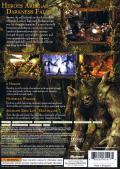 Kingdom Under Fire: Circle of Doom Xbox 360 Back Cover