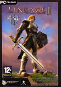 Lineage II: The Chaotic Chronicle Windows Front Cover