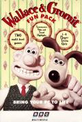 Wallace & Gromit Fun Pack Windows Front Cover