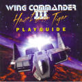 Wing Commander III: Heart of the Tiger DOS Other Jewel Case - Front