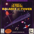 Star Wars: X-Wing Vs. TIE Fighter - Balance of Power Campaigns Windows Other Jewel Case - Front