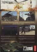 ArmA: Armed Assault (Gold Edition) Windows Back Cover