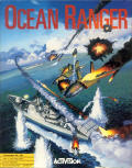 Ocean Ranger Commodore 64 Front Cover