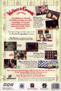 Wallace & Gromit Fun Pack Windows Back Cover