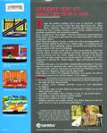 Police Quest: In Pursuit of the Death Angel Macintosh Back Cover