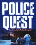 Police Quest: In Pursuit of the Death Angel Macintosh Front Cover