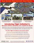 Flight Unlimited II Windows Back Cover