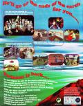 Twinsen's Odyssey DOS Back Cover