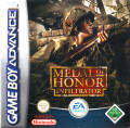 Medal of Honor: Infiltrator Game Boy Advance Front Cover