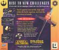 Star Wars: X-Wing Vs. TIE Fighter - Balance of Power Campaigns Windows Other Jewel Case Back Cover