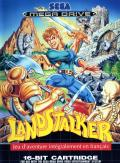 Landstalker: Treasure of King Nole Genesis Front Cover