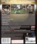 All-Pro Football 2K8 PlayStation 3 Back Cover