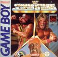 WWF Superstars Game Boy Front Cover