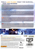 Lost Planet: Extreme Condition Xbox 360 Back Cover