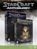 StarCraft Anthology Macintosh Front Cover