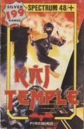Kai Temple ZX Spectrum Front Cover