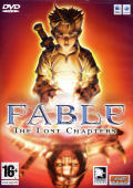 Fable: The Lost Chapters Macintosh Front Cover