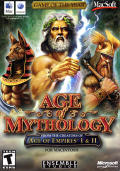 Age of Mythology Macintosh Front Cover